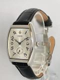 PRINCE銀無垢トノー型腕時計