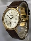 銀座村松時計店125周年記念《PRINCE 18金無垢時計》