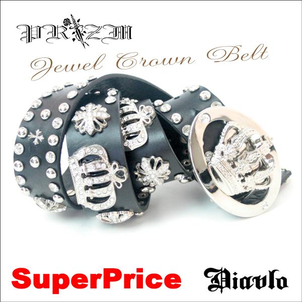 Jewelry&Crownベルト