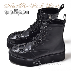 NewA-Rock Boots メンズブーツ