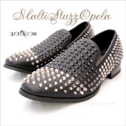 NewStuzzOplaShoes マルチスタッズオペラシューズ
