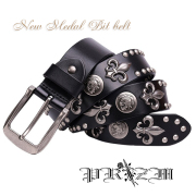 ベルト本革New Medal Bit Belt