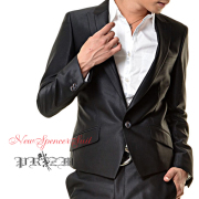 V-MEN Black Suit