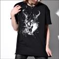アニマルスカルビッグTシャツ・Civarize  Skull・T-Shirt(シバライズTシャツ)半袖Tシャツ