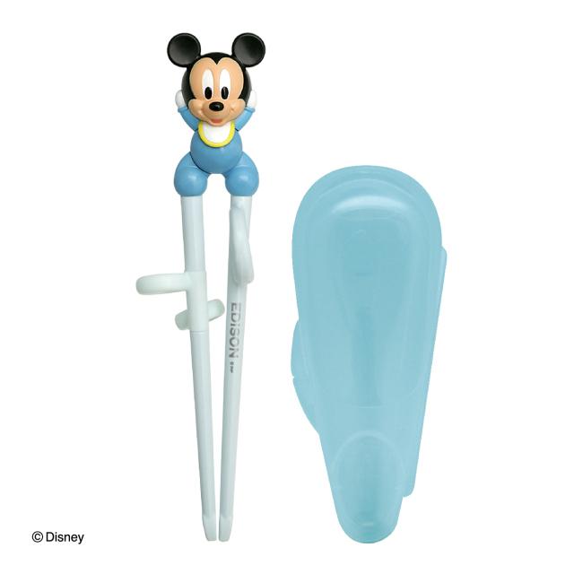 エジソンのお箸®Ⅰケース付 ミッキーマウス 右手用