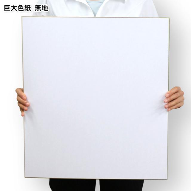 巨大色紙 大人数用 無地