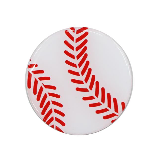 マグネット 野球ボール柄