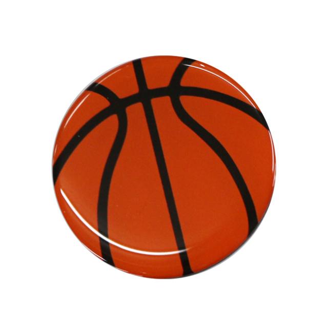 マグネット バスケットボール柄