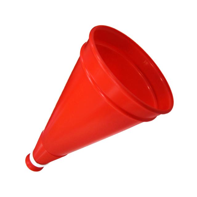 プロモメガホン 赤 レッド