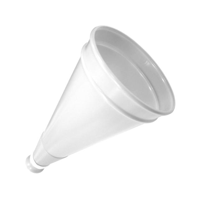 プロモメガホン 白 ホワイト