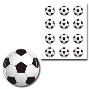 樹脂シール・サッカー