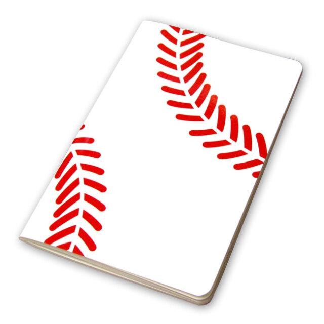 野球ノート 作戦ノート 野球ボール柄