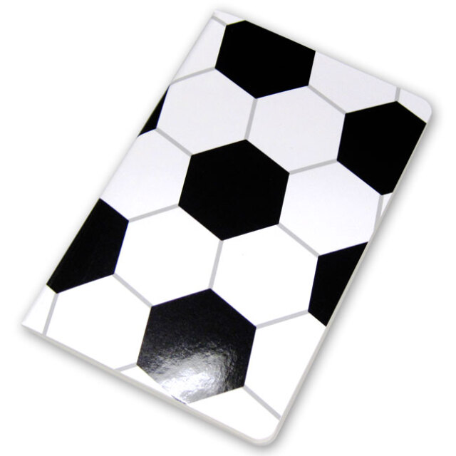 サッカーノート 作戦ノート サッカー柄