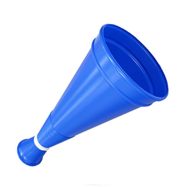 トップメガホン 青 ブルー
