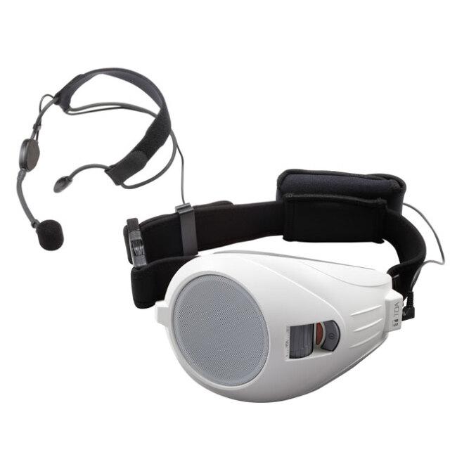 TOA ハンズフリー拡声器 ER-1000A-WH