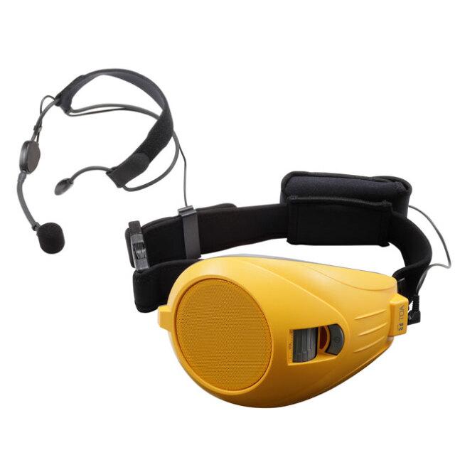TOA ハンズフリー拡声器 ER-1000A-YL
