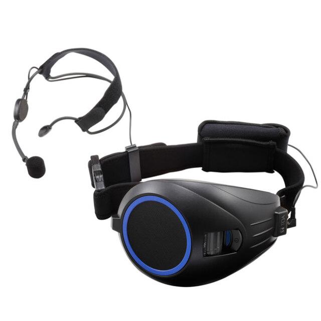 TOA ハンズフリー拡声器 ER-1000A-BT