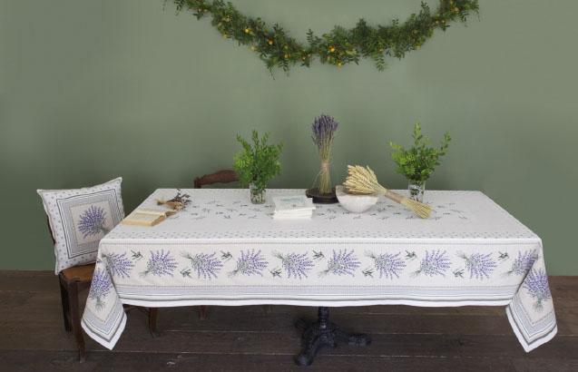 テーブルクロス:マルチカバージャガード織り(CASTILLON カスティヨン)全3サイズ【フランス】NAP_C82