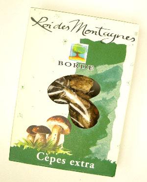 ドライセップ/高級乾燥きのこ Cepes Extra 25g