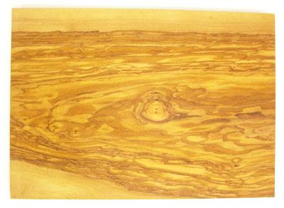 オリーブの木のまな板、オリーブウッドカッティングボード長方形大サイズ PLC_G3_115