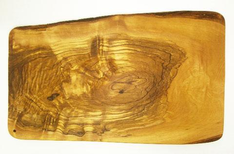 オリーブの木のまな板、オリーブウッドカッティングボード長方形大サイズ PLC_G3_135