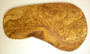 オリーブの木のまな板、オリーブウッドカッティングボードRUSTIQUE変形 PLC_RSTQ_2015_1