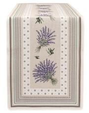 ジャガード織テーブルランナー50×170cmサイズ( CASTILLON カスティヨン・全2色) CHM_46  【フランス】