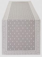 ジャガード織りテフロン撥水加工テーブルランナー50×160cmサイズMarat d'Avignon マラダヴィニョン(デュランス・全5色)【フランス】CHM_JCQ10