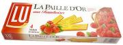 LA PAILLE D'OR AUX FRAMBOISES(LUのお菓子)