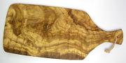 オリーブの木のまな板、オリーブウッドカッティングボード Bモデル PLC_B07