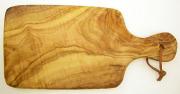 オリーブの木のまな板、オリーブウッドカッティングボードAモデルPLC_A60