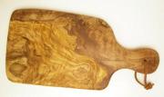 オリーブの木のまな板、オリーブウッドカッティングボードAモデルPLC_A63