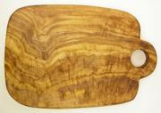 オリーブの木のまな板、オリーブウッドカッティングボードCモデル PLC_C73
