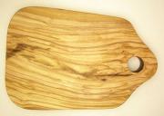 オリーブの木のまな板、オリーブウッドカッティングボードCモデル PLC_C87