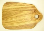 オリーブの木のまな板、オリーブウッドカッティングボードCモデル PLC_C90