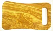 オリーブの木のまな板、オリーブウッドカッティングボード デッラノンナ PLC_DN02