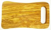 オリーブの木のまな板、オリーブウッドカッティングボード デッラノンナ PLC_DN06