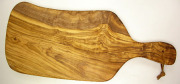 オリーブの木のまな板、オリーブウッドカッティングボード Eモデル大サイズ PLC_EG17