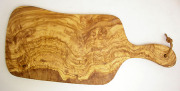 オリーブの木のまな板、オリーブウッドカッティングボード Eモデル大サイズ PLC_EG23