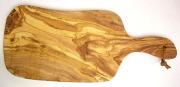 オリーブの木のまな板、オリーブウッドカッティングボード Eモデル大サイズ PLC_EG24