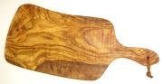 オリーブの木のまな板、オリーブウッドカッティングボードEモデル大サイズ PLC_EG26