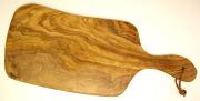 オリーブの木のまな板、オリーブウッドカッティングボードEモデル大サイズ PLC_EG29