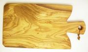 オリーブの木のまな板、オリーブウッドカッティングボード Fモデル PLC_F12