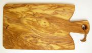オリーブの木のまな板、オリーブウッドカッティングボード Fモデル PLC_F16
