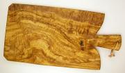 オリーブの木のまな板、オリーブウッドカッティングボード Fモデル大サイズ PLC_FG05