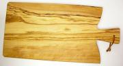 オリーブの木のまな板、オリーブウッドカッティングボード Fモデル特大サイズ PLC_FG09