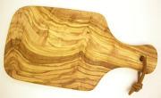 オリーブの木のまな板、オリーブウッドカッティングボードミニサイズ PLC_MINI09