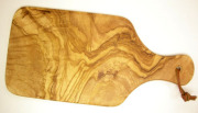 オリーブの木のまな板、オリーブウッドカッティングボード小サイズ PLC_P162