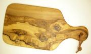 オリーブの木のまな板、オリーブウッドカッティングボード小サイズ PLC_P172