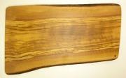 オリーブの木のまな板、オリーブウッドカッティングボード長方形大サイズ PLC_G3_139
